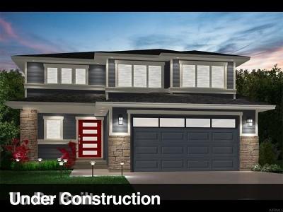 Bluffdale Single Family Home For Sale: 15343 S Firelock Way W