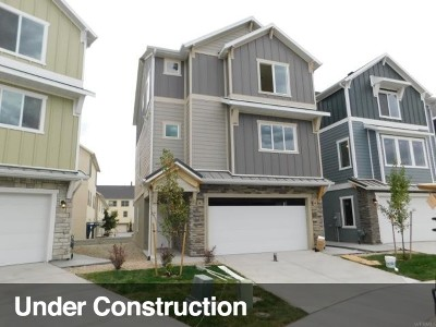 Midvale Single Family Home For Sale: 7608 S Grahm Ln W #211