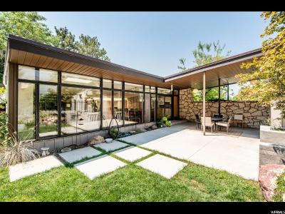 Salt Lake City Single Family Home For Sale: 2960 E Branch Dr