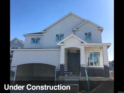 Bluffdale Single Family Home For Sale: 985 W Firelock Way S