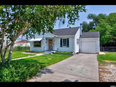 Salt Lake City Single Family Home For Sale: 1121 S Remington Way