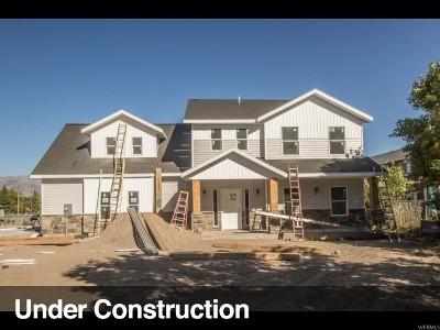 Wellsville Single Family Home For Sale: 62 N Center St
