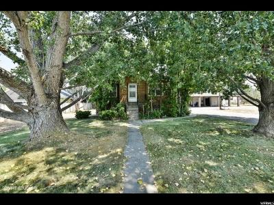 Salt Lake City Single Family Home For Sale: 5901 S 1300 E