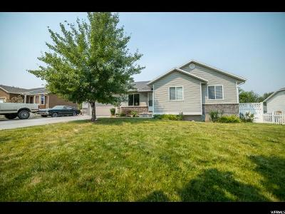 Tooele Single Family Home For Sale: 383 N 840 St E
