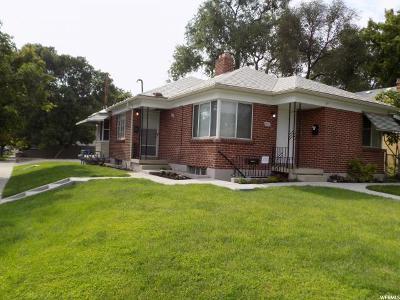 Salt Lake City Multi Family Home For Sale: 385 E Herbert Ave S