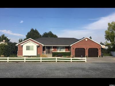 Tooele County Single Family Home For Sale: 298 S 800 E