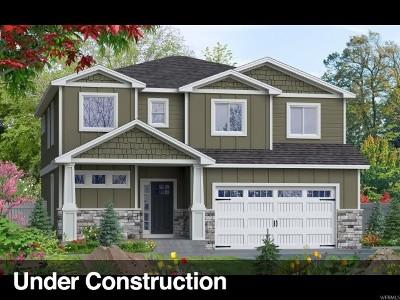Salt Lake City Single Family Home For Sale: 920 Queensmill Ln S #205