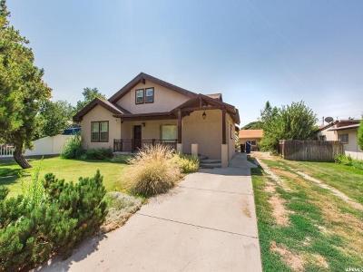 Holladay Single Family Home For Sale: 1236 E Hemingway Dr S