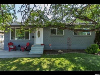 Sandy Single Family Home For Sale: 1118 E Diamond Way S