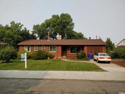 Holladay Single Family Home For Sale: 3964 S 3210 E