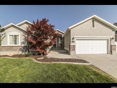 Saratoga Springs Single Family Home For Sale: 61 E Pioneer Cir