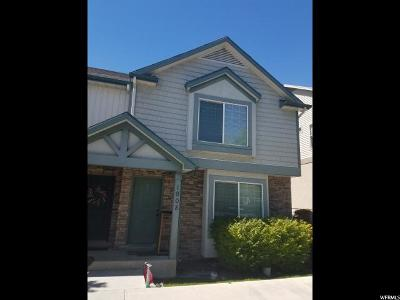Provo Townhouse For Sale: 1908 W 1020 N