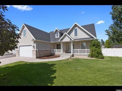 Spanish Fork Single Family Home For Sale: 2177 E 1530 S