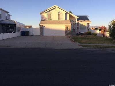 West Valley City Single Family Home For Sale: 6547 S High Bluff Dr W