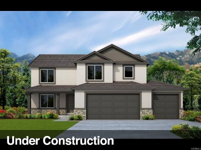 Provo Single Family Home For Sale: 1716 S 730 W #247