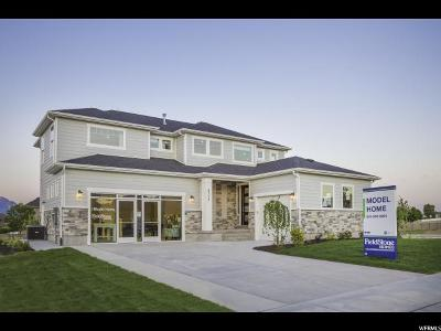 West Jordan Single Family Home For Sale: 8123 S 6430 101 W