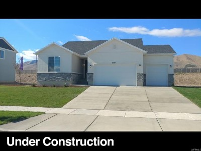 Saratoga Springs Single Family Home For Sale: 2929 S Yellow Bill Dr #109