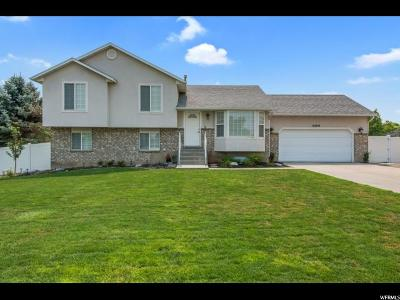 Riverton Single Family Home For Sale: 3209 W 13120 S