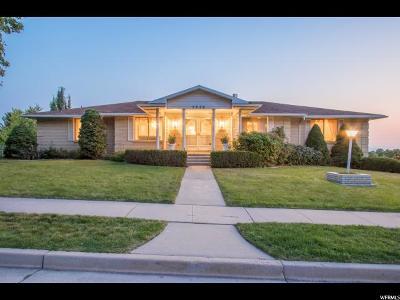 Salt Lake City Single Family Home For Sale: 1526 E Tomahawk Dr N