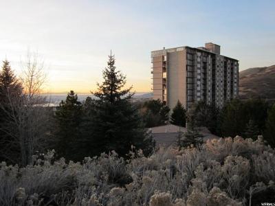 Salt Lake City Condo For Sale: 875 S Donner Way E #702