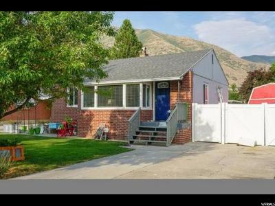 Springville Single Family Home For Sale: 189 S 800 E