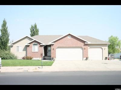 Nibley Single Family Home For Sale: 939 W 2880 S