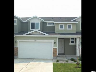 American Fork Townhouse For Sale: 155 N 450 W