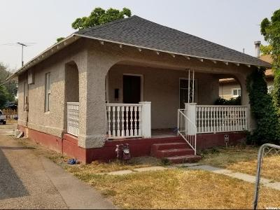 Salt Lake City Single Family Home For Sale: 1127 W Indiana Ave S