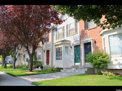 Spanish Fork Townhouse For Sale: 237 N 1120 E