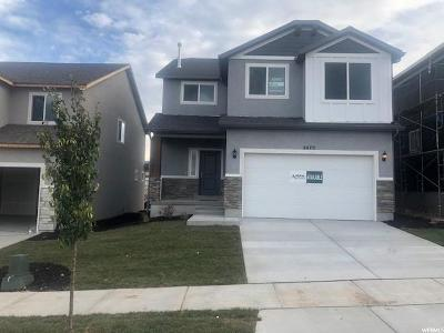 Herriman Single Family Home For Sale: 3473 W Hamm Ln #132
