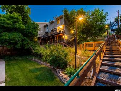 Park City Condo For Sale: 470 Woodside Ave #1