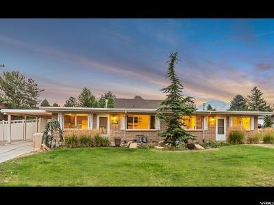 Salt Lake City Multi Family Home For Sale: 2381 E 3900 S