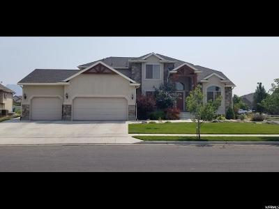 Lehi Single Family Home For Sale: 1008 N 1800 W