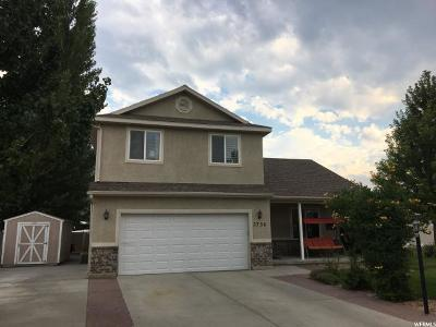 Spanish Fork Single Family Home For Sale: 2738 E 1720 S