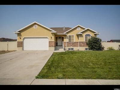 Tremonton Single Family Home For Sale: 424 S 760 W