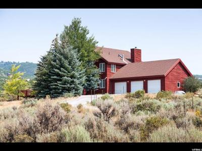 Park City Single Family Home For Sale: 14 W Westwood Rd