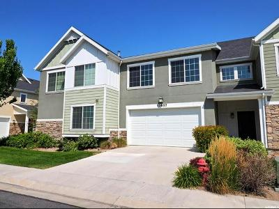 Riverton Townhouse For Sale: 11657 S Stafford View Dr W