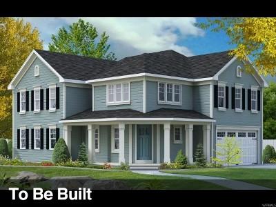 Salt Lake City Single Family Home For Sale: 909 E Queensmill Ln S