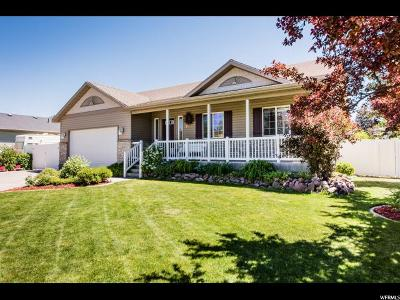 Nibley Single Family Home For Sale: 910 W Garden Cir