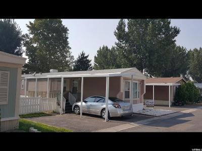 Single Family Home For Sale: 155 S 1200 W #84