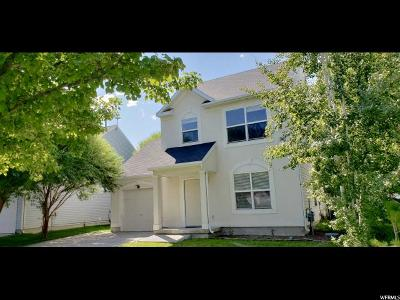 Saratoga Springs Single Family Home For Sale: 32 N Cameron St E