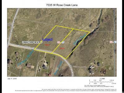 Herriman Residential Lots & Land For Sale: 7365 W Rose Creek Ln