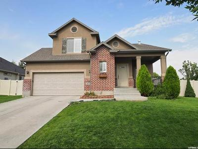 West Jordan Single Family Home For Sale: 8234 S Pinecastle Dr W