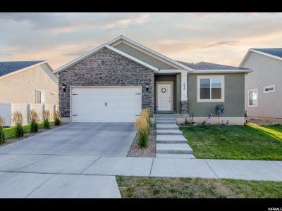 Saratoga Springs Single Family Home For Sale: 639 S Jubilee Dr