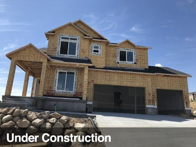 Lehi Single Family Home For Sale: 3923 N 900 W #146