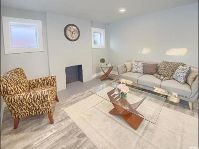 Salt Lake City Single Family Home For Sale: 957 S 400 E