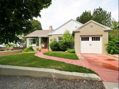 Salt Lake City Single Family Home For Sale: 661 N Cortez St E