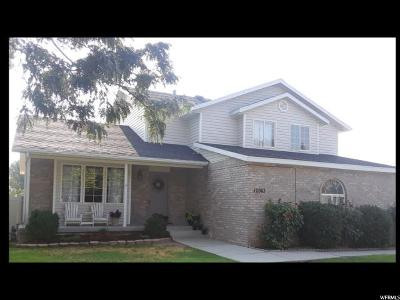 Riverton Single Family Home For Sale: 12063 S 3280 W