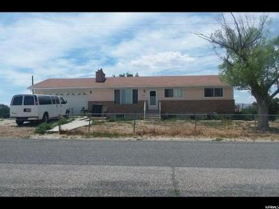 Price Single Family Home For Sale: 7166 S 4000 E