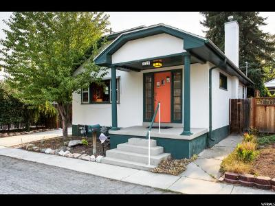 Salt Lake City Single Family Home For Sale: 1723 S Wright Ct